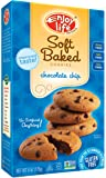 Enjoy Life Soft Baked Cookies, Chocolate Chip, Gluten Free, Dairy Free, Nut Free & Soy Free, 6 Ounce (Pack of 6)