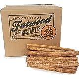 2400 Earth Worth   10 Pound Box - Fatwood Firestarter