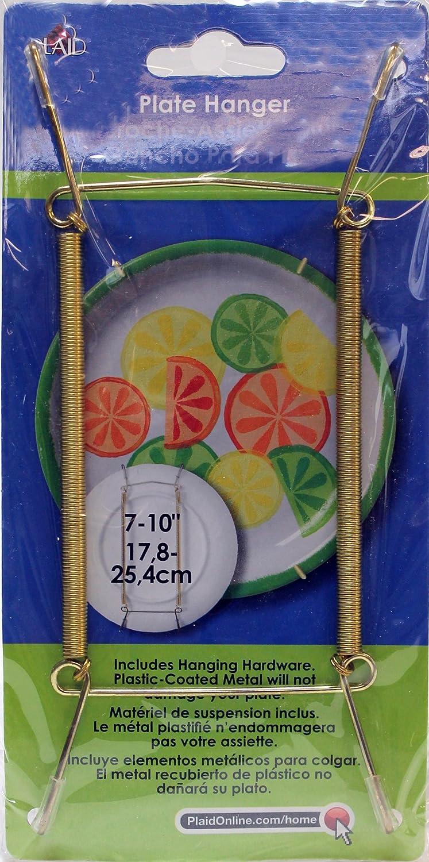 Plaid Plate Hanger (7 by 10-Inch), 98012 Plaid Inc. 98012E
