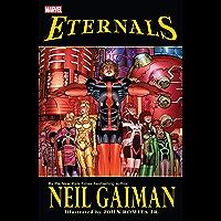 Eternals By Neil Gaiman (Eternals (2006-2007)) book cover