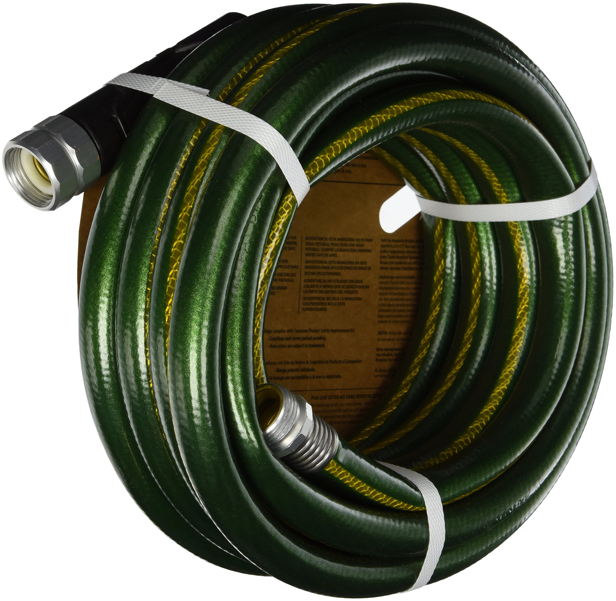 teknor-apex company 8614-25 Green Thumb, 5/8'' x 25', Neverkink, Heavy Duty Garden Hose