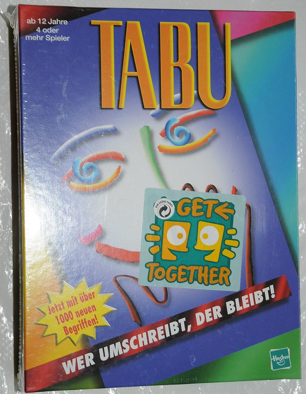 Hasbro Diversión tabú. Juego. [Importado de Alemania]: Amazon.es ...