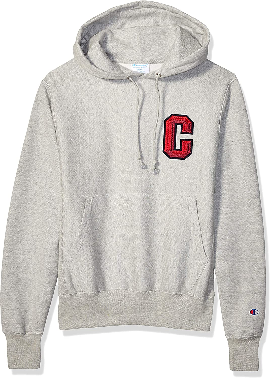 Champion LIFE Men's Reverse Weave Po Hood-Floss Stitch C
