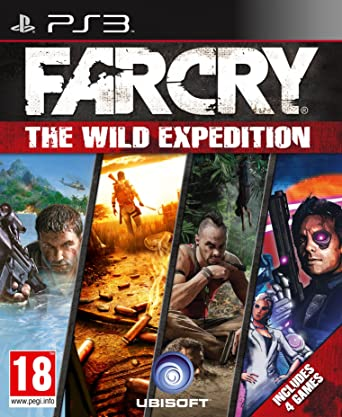 Far Cry The Wild Expedition Xbox 360 Amazon Co Uk Pc Video Games