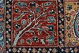 Noori Rug Khurgeen Area Rug, Red
