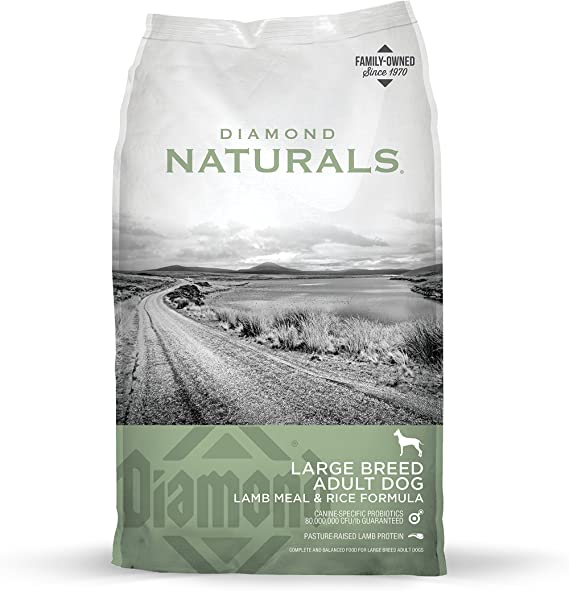 Diamond Naturals Large Breed Adult Dry Dog Food