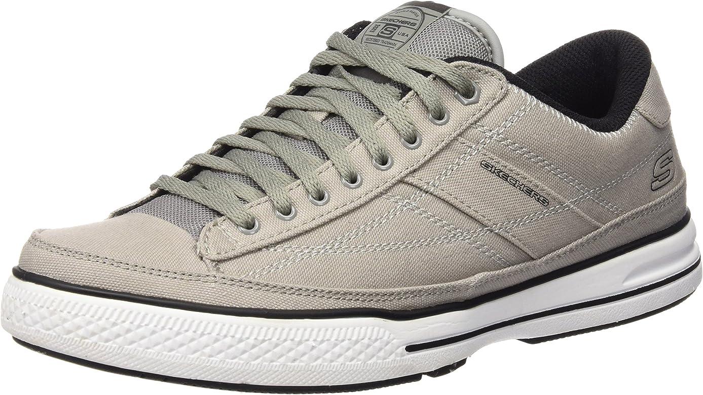 Skechers Arcade Chat, Zapatillas para Hombre: Amazon.es: Zapatos y ...