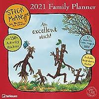 2021 Stick Man Family Planner