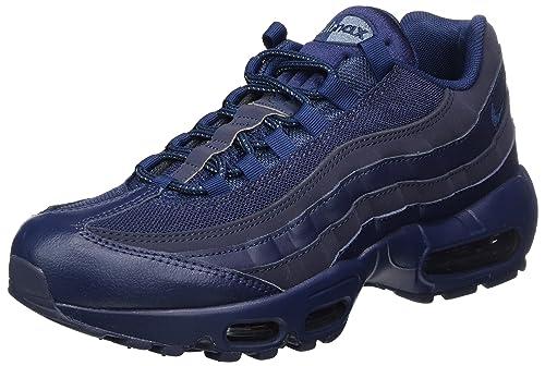pretty nice 5c6d8 45ad8 Nike Air Max 95 Essential, Scarpe da Ginnastica Uomo, Blu (Midnight  Navy Midnight Navy Obsidian), 40.5 EU  Amazon.it  Scarpe e borse