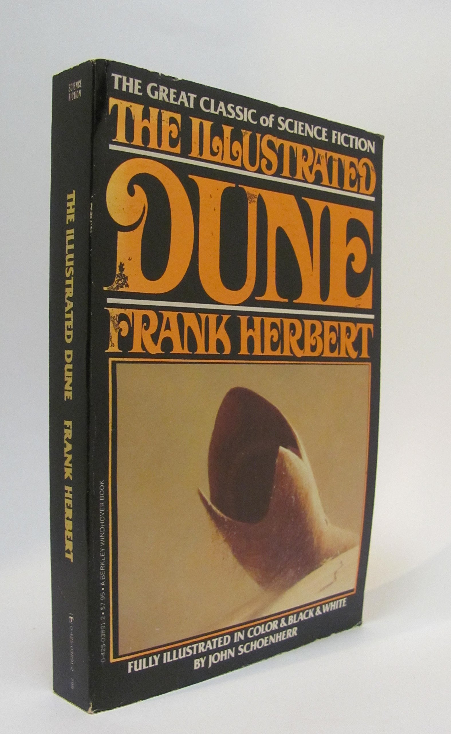 The Illustrated Dune 1978, Herbert, Frank