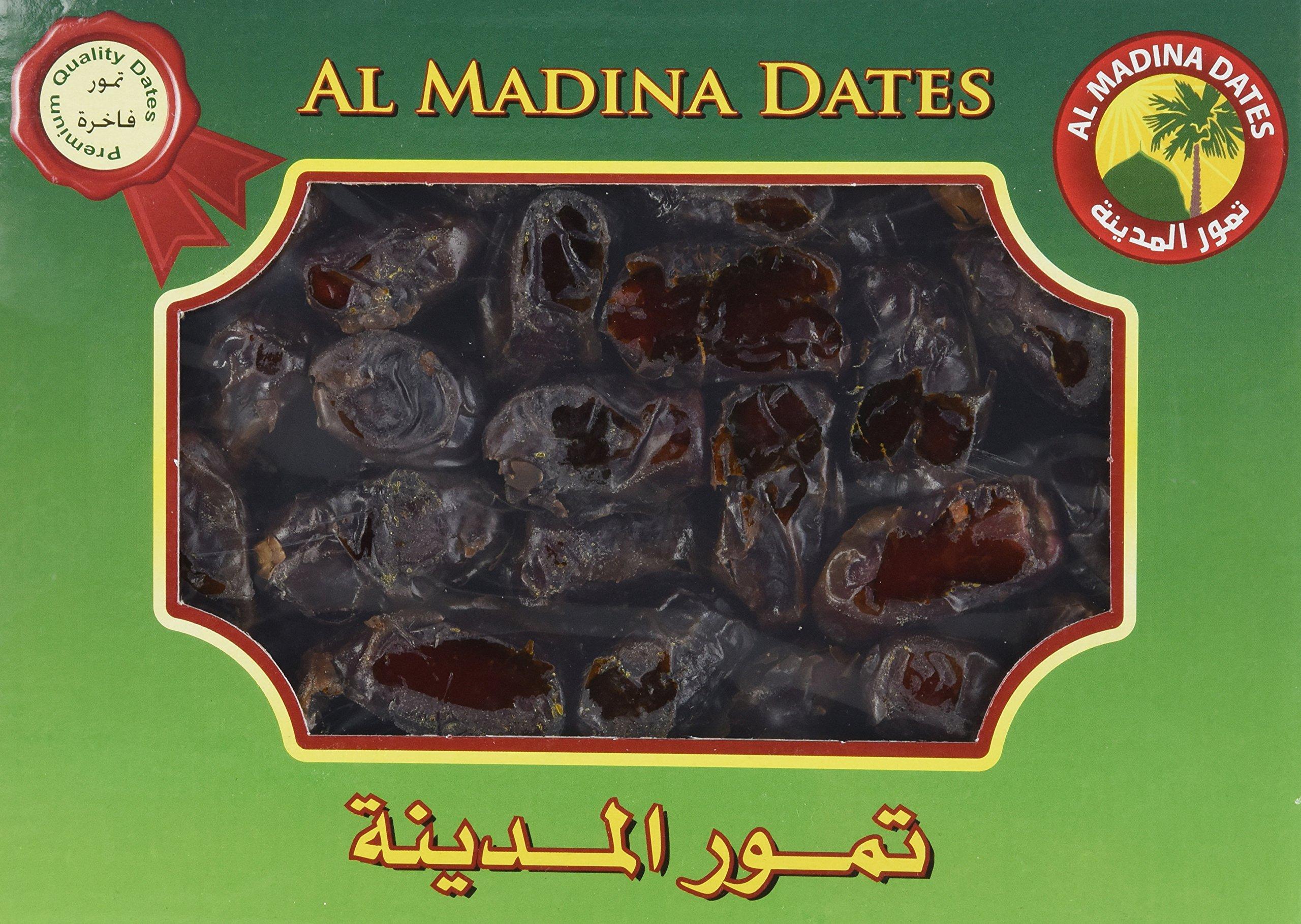 Al Madinah Premium Quality Dates 2lb - 907g