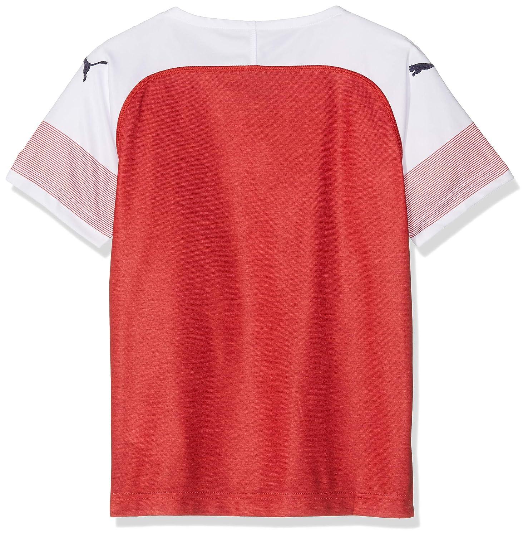 Amazon.com: PUMA 2018-2019 Arsenal Home - Camiseta de fútbol ...