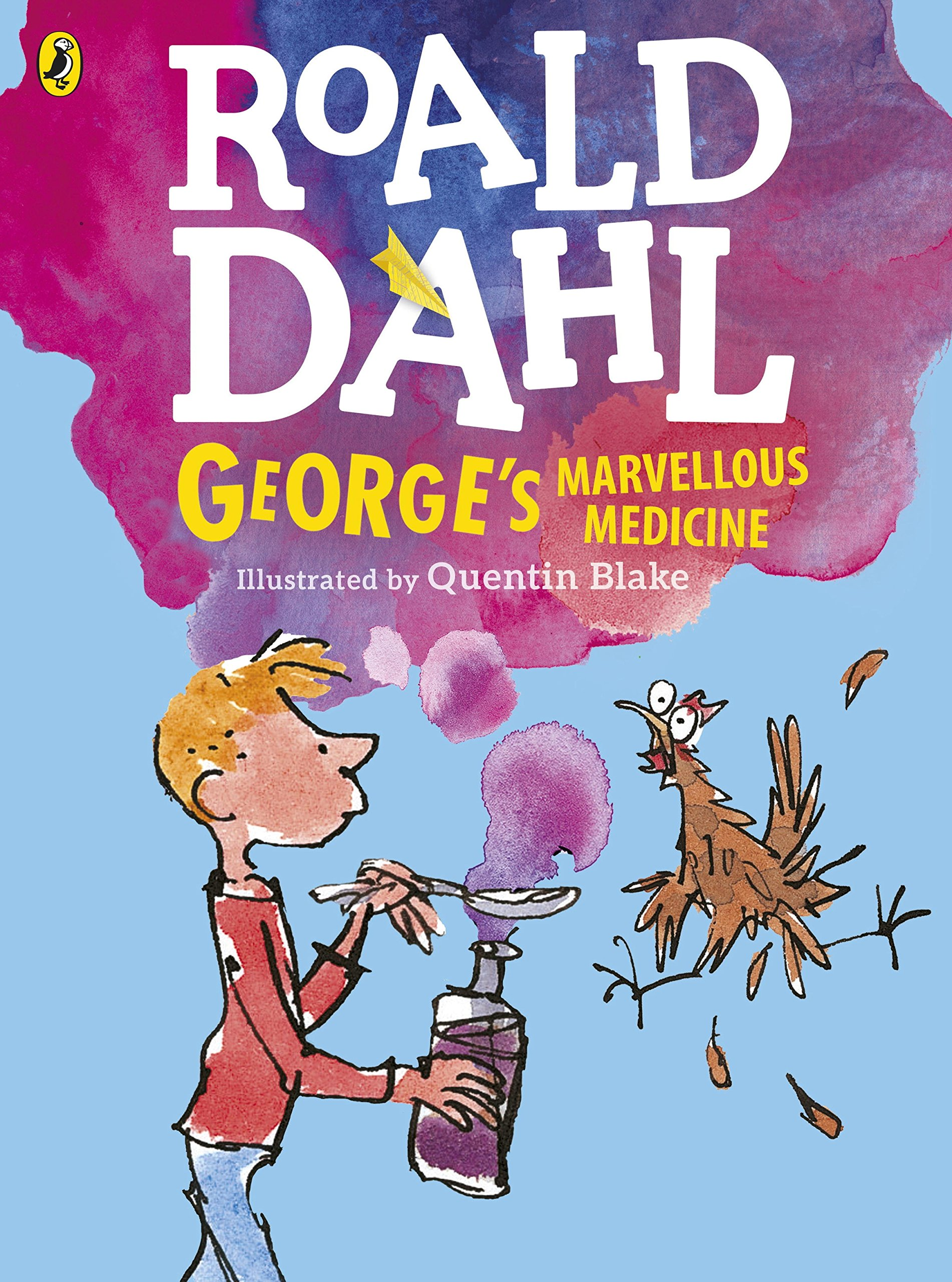George's Marvellous Medicine (Colour Edn) (Dahl Colour Editions ...