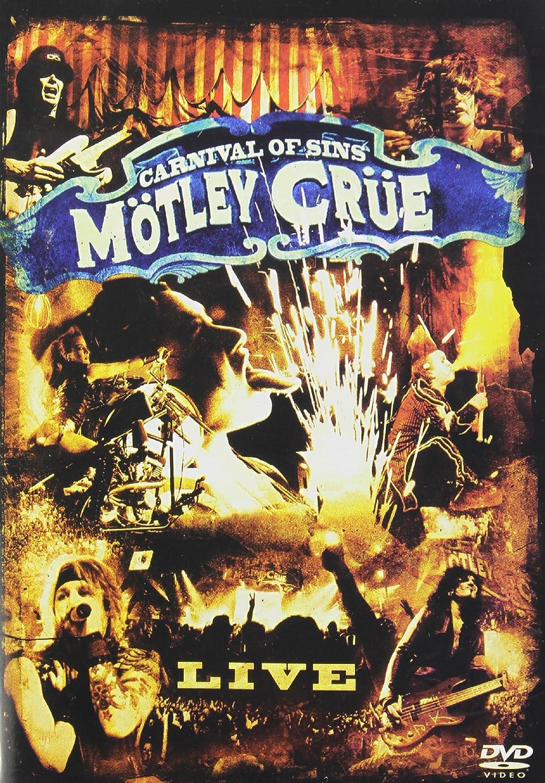 Amazon Carnival Of Sins 2pc Motley Crue Movies Tv