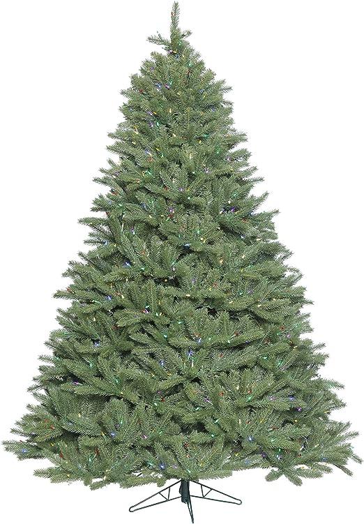 Amazon Com Vickerman Colorado Spruce Christmas Tree A164277led Home Kitchen