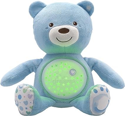 Amazon.com: Chicco Primera Dreams bebé oso noche proyector ...