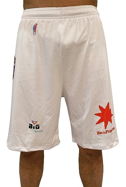 Bigsport Boris Diaw - Pantalones Cortos de Baloncesto para ...