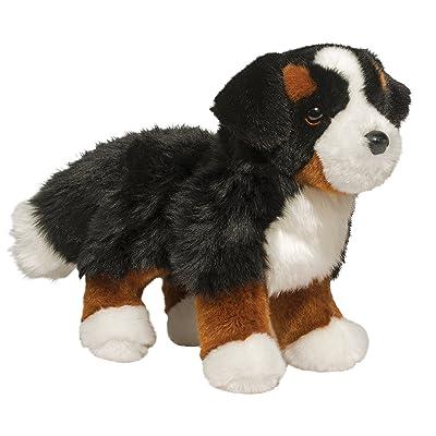 Douglas Stevie Bernese Mountain Dog Plush Stuffed Animal: Toys & Games