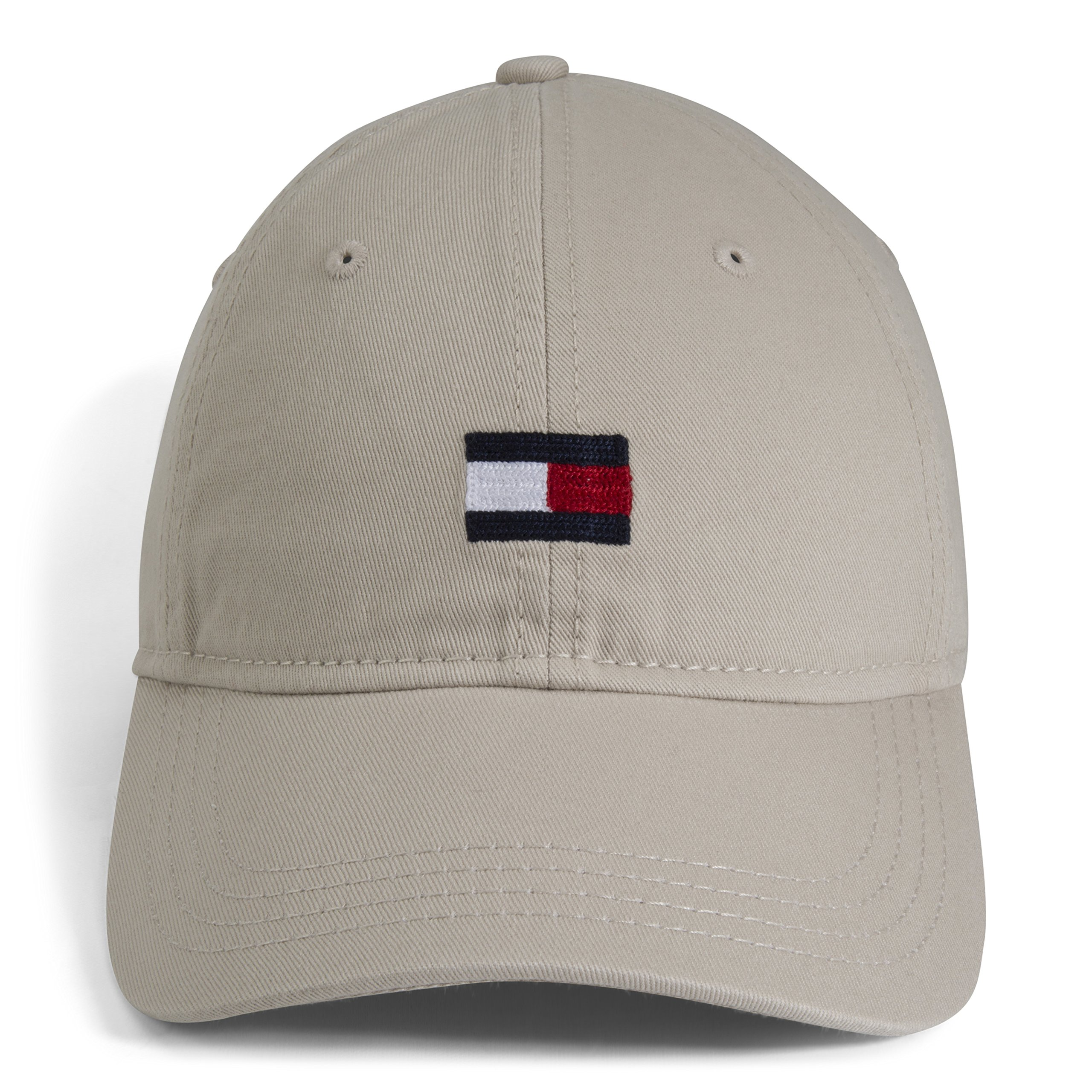 ce67604c407 Tommy Hilfiger Mens Ardin Dad Baseball Cap Tommy White One Size 6941827