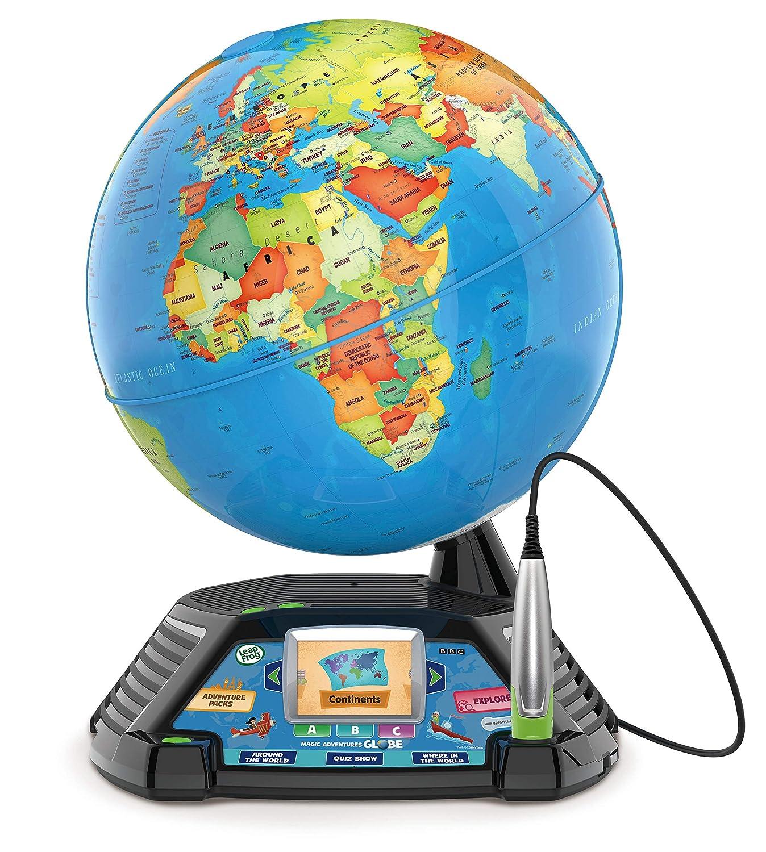 LeapFrog 605403 Interactive Globe pour Enfant Multicolore