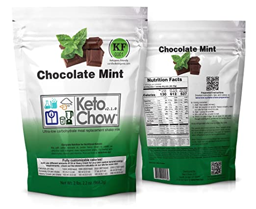 keto chow flavors