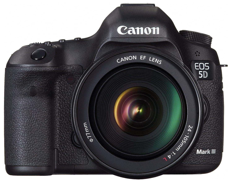 Canon デジタル一眼レフカメラ EOS 5D Mark III レンズキット EF24-105mm F4L IS USM付属 EOS5DMK3LK 通常品  B007G3SW86