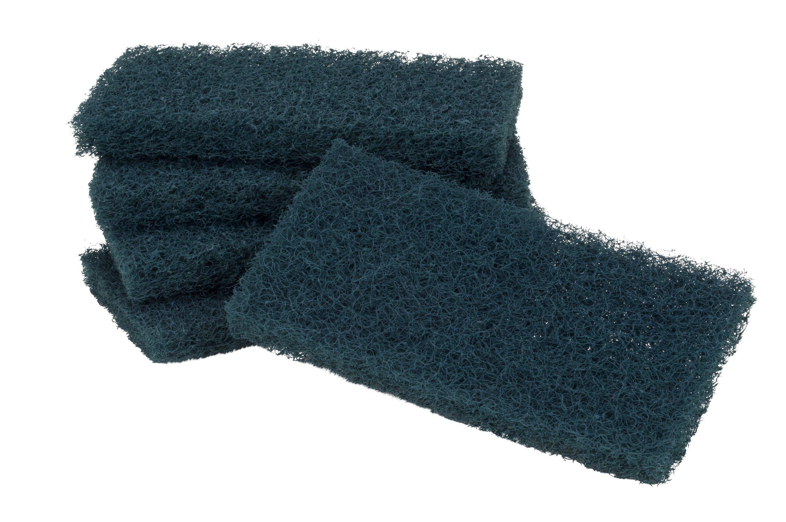 Scotch-Brite Big Scour Pad 80CC, Blue, 4.5'' x 8.5'' (Case of 20)
