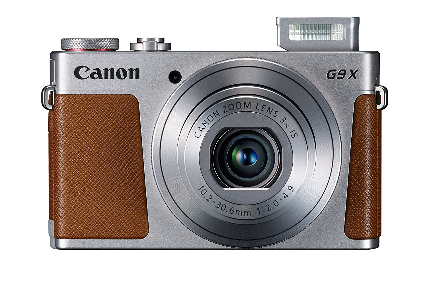 Amazon.com : Canon PowerShot G9 X Digital Camera with 3x Optical Zoom,  Built-in Wi-Fi and 3 inch LCD touch panel (Silver) : Camera & Photo