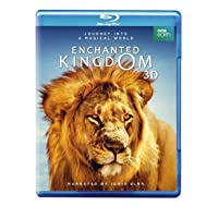 BBC Earth: Enchanted Kingdom 3D Blu-ray/Blu-ray 3D