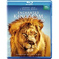 Enchanted Kingdom 3D Combo Blu-ray/DVD