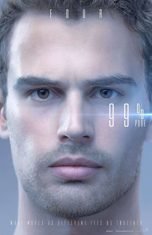 WMG Allegiant - Poster, Four (The Divergent Series) 24
