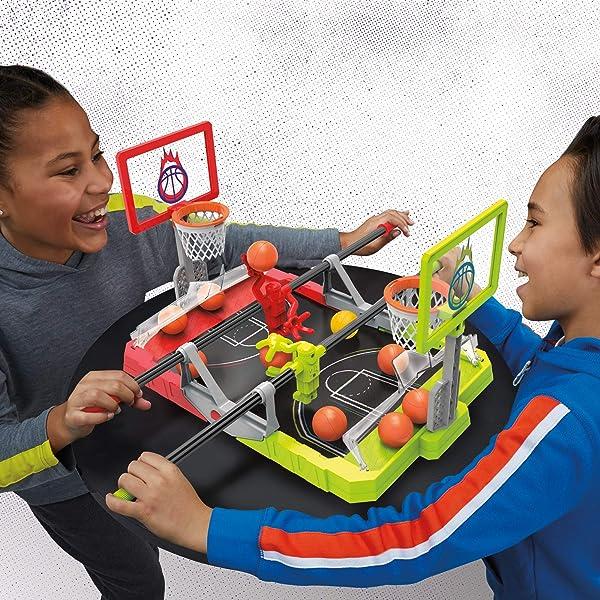 Hasbro Foosketball electronic basketball board game