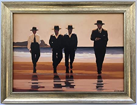 Dance me to the End of Love Jack Vettriano Pocket Mirror