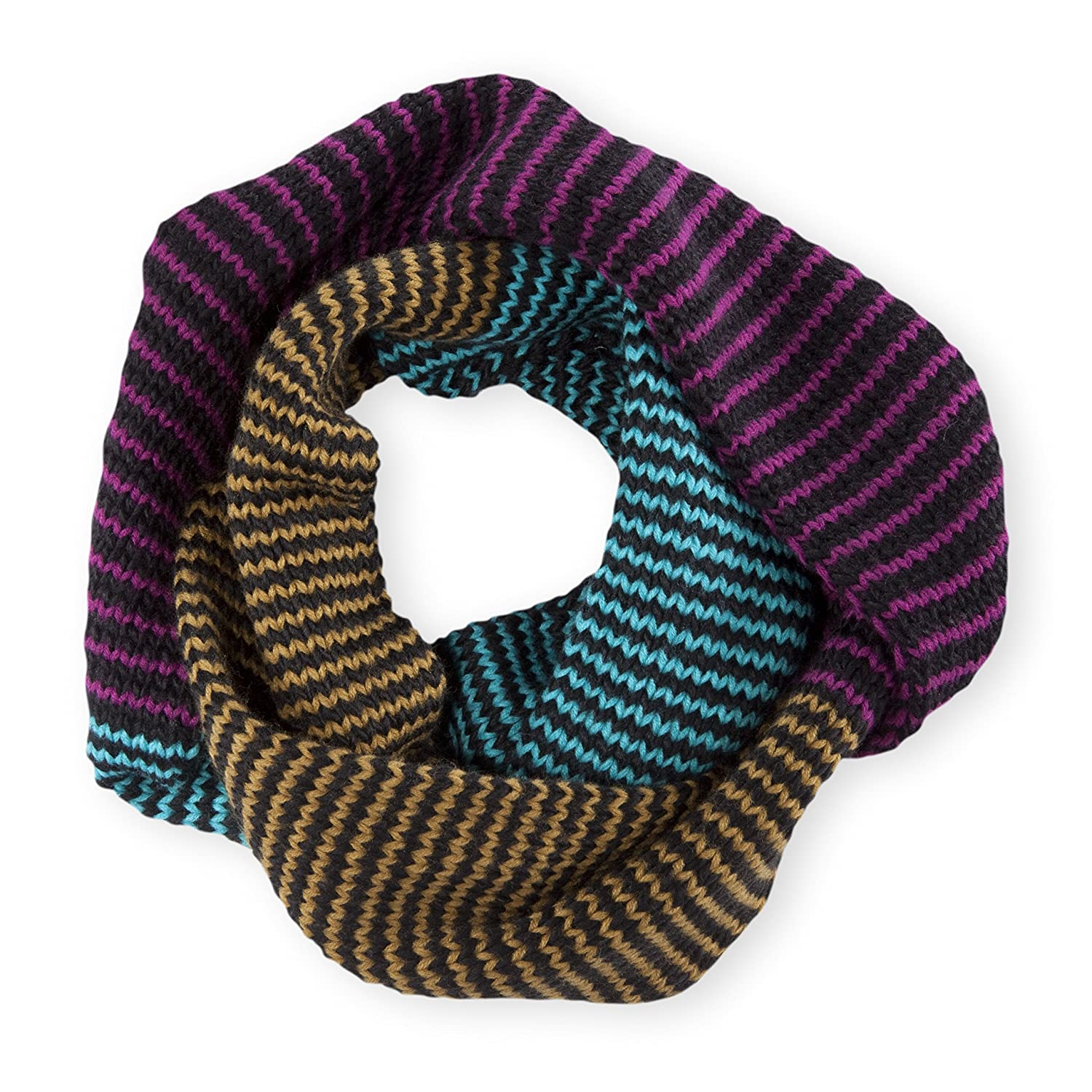 t original snood shirt scarf turquoise jersey circle product loop eternity infinity tube