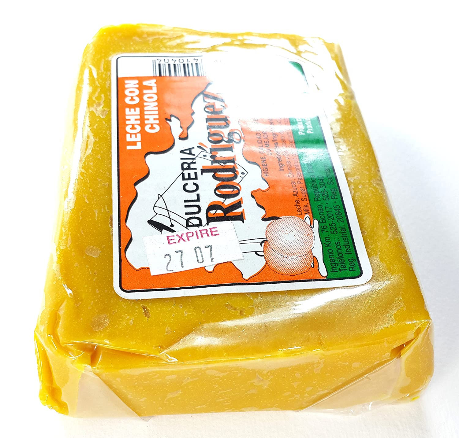 Amazon.com : Dominican Sweet Dessert Milk and Passionfruit Dulce Chinola Leche 3 Pack : Grocery & Gourmet Food