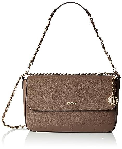 DKNY Bryant Park - Bolso de mujer, color 228 desert: Amazon.es: Zapatos y complementos