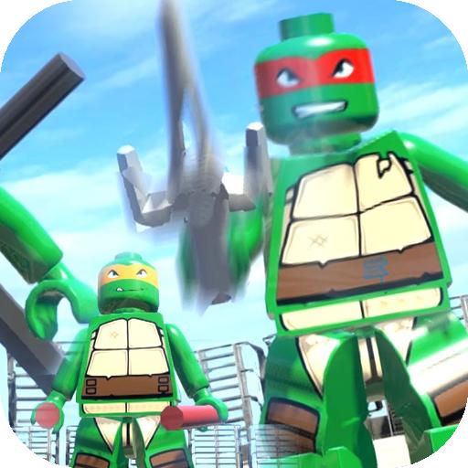 Turtle Ninja (Zombie Pizza)