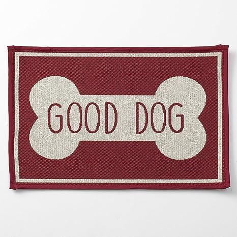 Amazon.com: PetRageous Good Dog Bone, mantel individual de ...