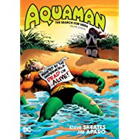 Aquaman The Search For Mera Deluxe Edition