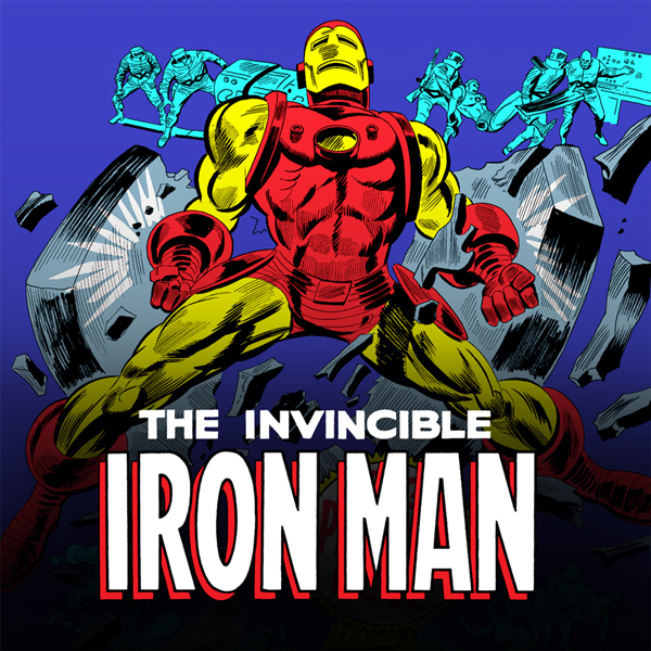Iron Man (1968-1996) (Collections) (12 Book Series)