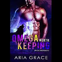 Omega Worth Keeping: Alpha/Omega MPreg With Shifters (Bayside Omegas Book 2) (English Edition)