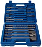 Silverline 196570 SDS Plus Masonry Drill and Steel - Set of 15