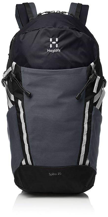 Haglofs Spira 25 Hiking Backpack Medium/Large True Black Flint
