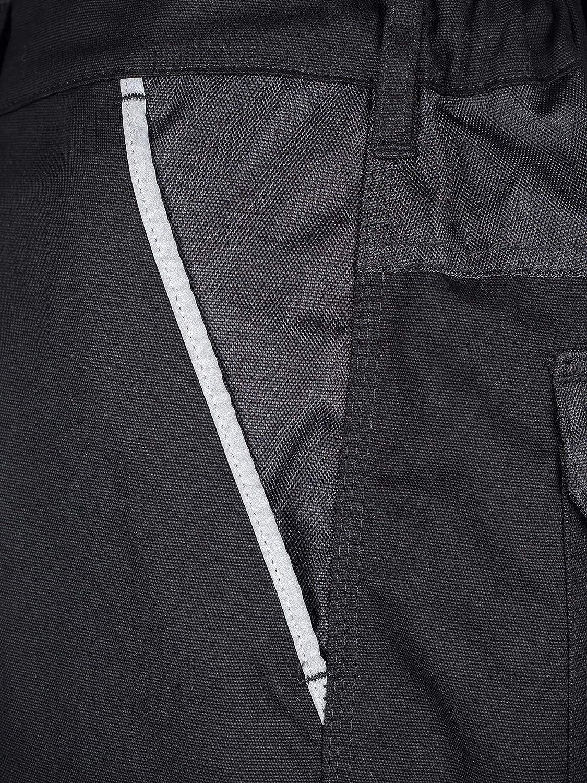 TMG/® Pantaloni da Lavoro Uomo Resistente Tute da Lavoro Uomo con Tasche per Ginocchiere Molti Colori e Taglie