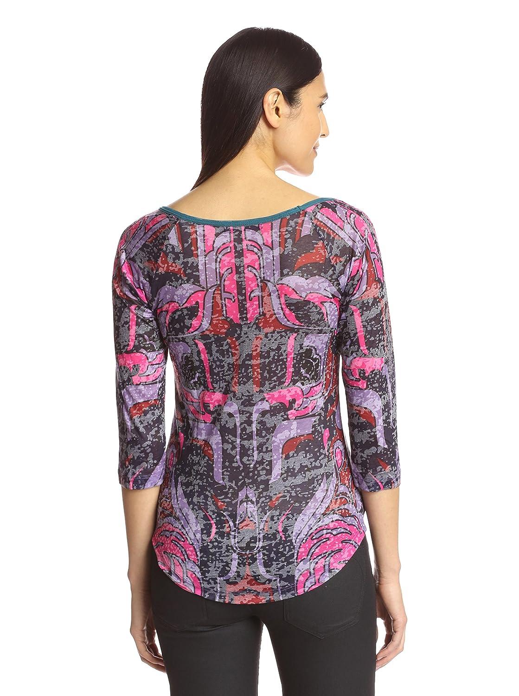 Custo Barcelona, Nia Heir - Camiseta para Mujer, Color Heir, Talla XL: Amazon.es: Ropa y accesorios