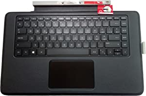 Replacement Keyboard with Backlit and Battery for HP Envy X2 15-c000 15-C001TU 15-C011DX 15-C101DX 783099-001