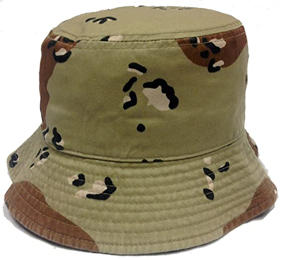 Desert Camo Bucket Hat at Amazon Men s Clothing store  a1e5b4f85