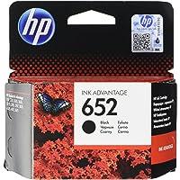 HP F6V25AE (652) Mürekkep Kartuş 360 Sayfa, Siyah