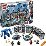 レゴ(LEGO) スーパー・ヒーローズ  アイアンマンのホール・オブ・アーマー 76125 ブロック おもちゃ 男の子