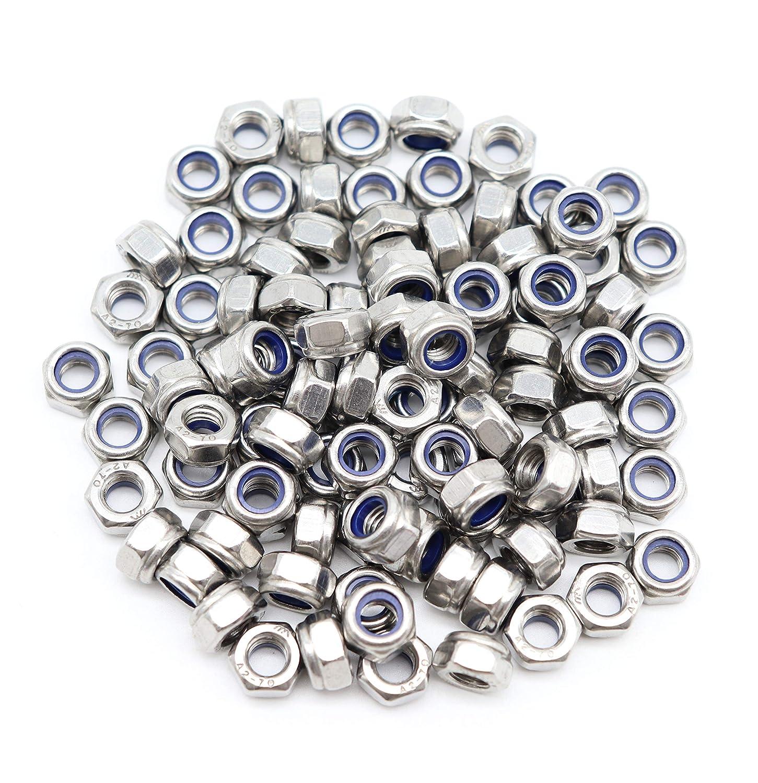 5//8-18 Hard-to-Find Fastener 014973259396 Fine Hex Jam Nuts Piece-5